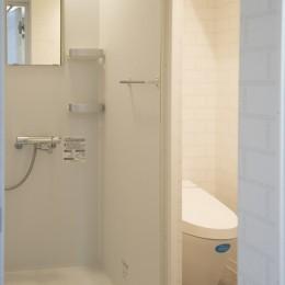 リノベーション 海を感じる部屋 (バス/トイレ)