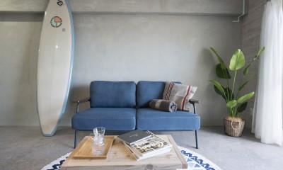 リノベーション 海を感じる部屋 (部屋)