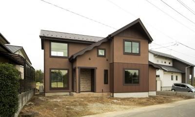 カンツリー倶楽部  「調整区域に建てた家」