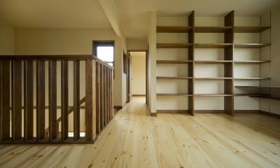 カンツリー倶楽部  「調整区域に建てた家」 (2階ホール)