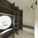 ツイン・シェイプス 「2世帯住宅」の写真 書斎