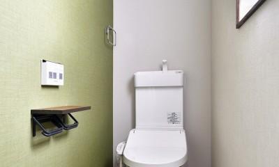 トイレ|家族とワンちゃんの楽しい暮らし