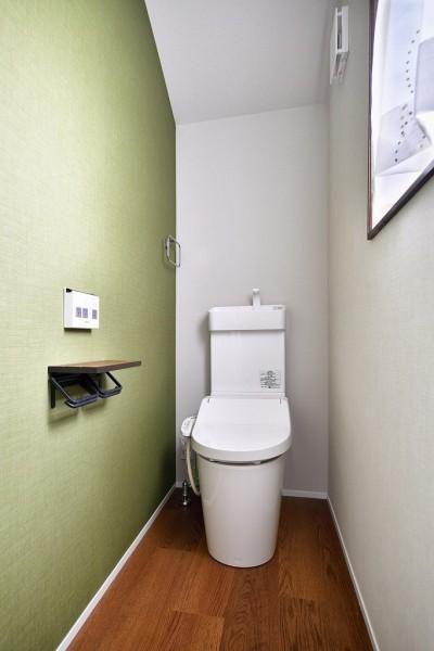 トイレ (家族とワンちゃんの楽しい暮らし)