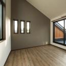 ベイジン・ストリート・ブルース 「ジャズをこよなく愛するオーナーの家」の写真 寝室