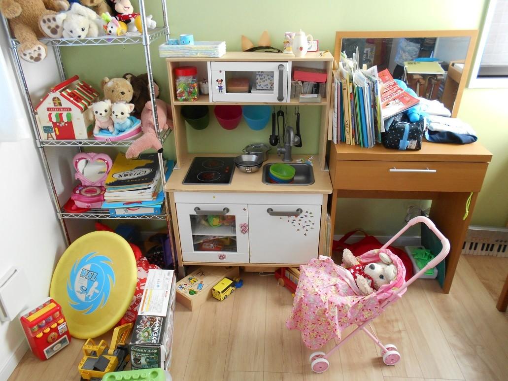 子供部屋事例:ご入居2年半の様子(ヴァーティカル・ドリーミン)