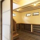 和楽3層住宅の写真 玄関ホール
