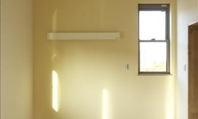 和楽3層住宅 (主寝室)