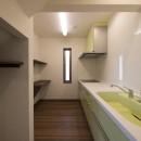 ご両親のためのコートハウス 「平屋+α」の写真 キッチン