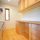 HUFUプラスワン/ローコストで建てる規格型の木の家の写真 キッチン
