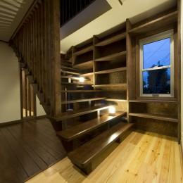セブンステップス・トゥ・ヘブン 「我孫子駅徒歩圏内・充実のスローライフ」 (階段)