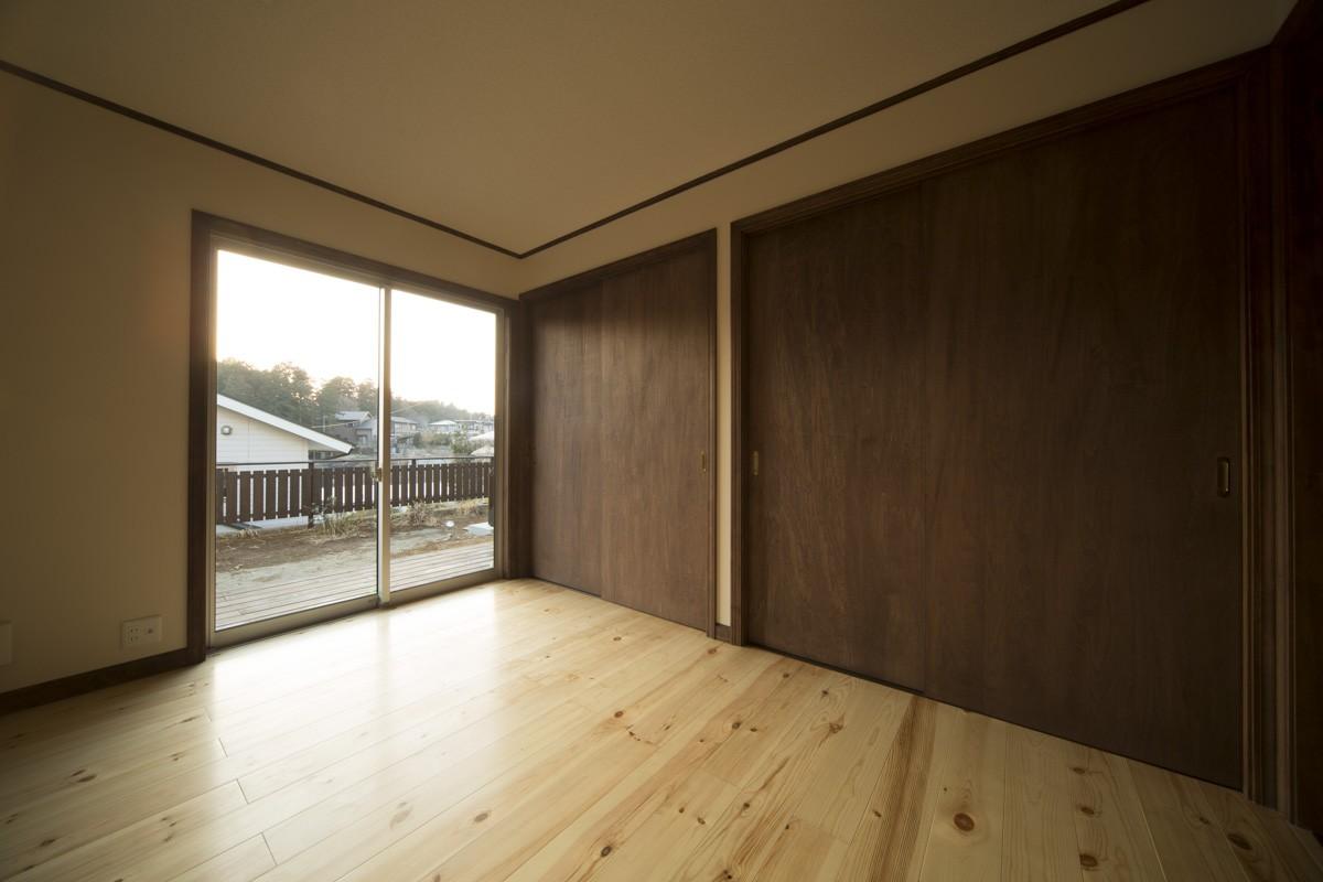 ベッドルーム事例:1階洋室(セブンステップス・トゥ・ヘブン 「我孫子駅徒歩圏内・充実のスローライフ」)