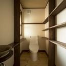 セブンステップス・トゥ・ヘブン 「我孫子駅徒歩圏内・充実のスローライフ」の写真 1階トイレ