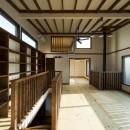 セブンステップス・トゥ・ヘブン 「我孫子駅徒歩圏内・充実のスローライフ」の写真 キッチンからリビングを見る