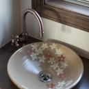 セブンステップス・トゥ・ヘブン 「我孫子駅徒歩圏内・充実のスローライフ」の写真 2階トイレの手洗い器