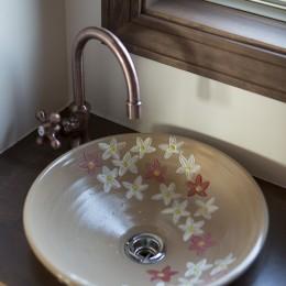 セブンステップス・トゥ・ヘブン 「我孫子駅徒歩圏内・充実のスローライフ」 (2階トイレの手洗い器)