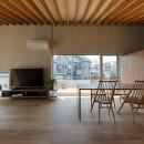 庄司寛建築設計事務所の住宅事例「赤堤の家」