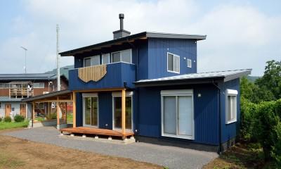 HUFUプラスワン/ローコストで建てる規格型の木の家