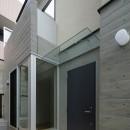 小規模デザイナーズアパートメント|三茶の集住の写真 入口