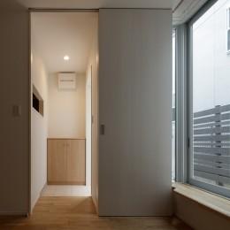 小規模デザイナーズアパートメント|三茶の集住