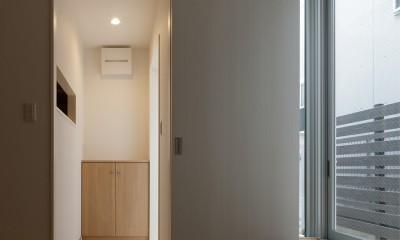 小規模デザイナーズアパートメント|三茶の集住 (内部)