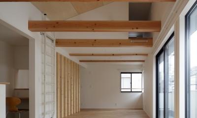 小規模デザイナーズアパートメント|三茶の集住 (DK)
