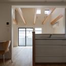 小規模デザイナーズアパートメント|三茶の集住の写真 対面キッチンより