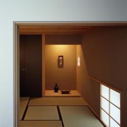 神木本町の家-和室