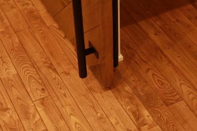 オリジナル引き戸 (家族の繋がりを感じるslow room)