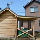 カンツリー倶楽部  「調整区域に建てた家」の写真 離れ+倉庫