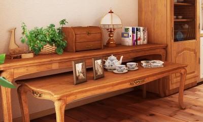 家具|「カントリー調」のマンションリフォーム