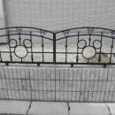 江南市 M様邸 外構工事の写真 ミッキーのフェンス