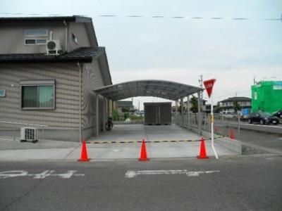 江南市 M様邸 外構工事 (カーポート・駐車場拡張)