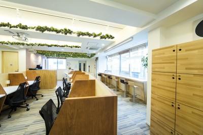 オフィススペース (MO千駄ヶ谷)