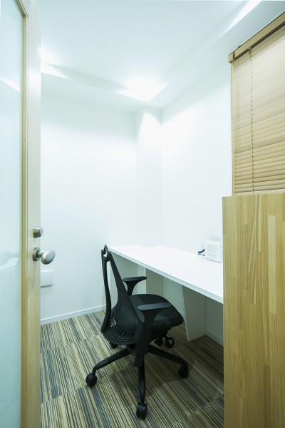 個室スペース (MO千駄ヶ谷)