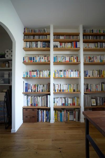 居室 (『SEASON』 ― 景色と暮らす、窓のイエ)