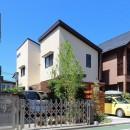 本と空を愉しむ階段の家|狛江の家の写真 外観