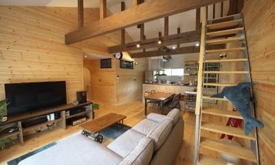 LDK|交野の家