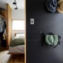 『世代を超えて』 ― 築古戸建に手間ひまかけての写真 寝室