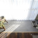 『Avenue』 ― 家族に優しい家の写真 インナーテラス