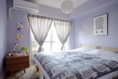 寝室 (『Avenue』 ― 家族に優しい家)