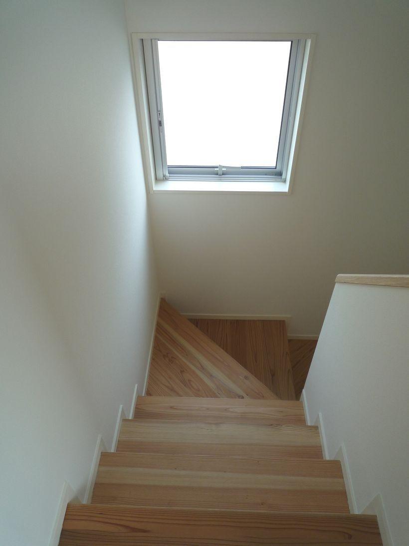 その他事例:階段(3-BOX 1800万円の家)