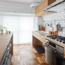 『a new day』 ― むだなく、シンプルに。の写真 キッチン