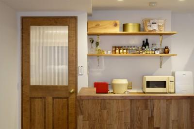 キッチン (『Art Denmark』 ― ふたりの「好き」を取り入れて)