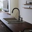 W邸の写真 スタイリッシュな水栓