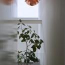 W邸の写真 印象的なアーティーチョークランプ
