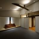 リフォーム・リノベーション(築50年の住宅を小さな式場に)の写真 教室・集会室