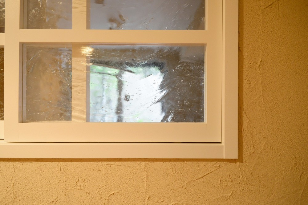 『Session!』 ― 家族の三和音 (室内窓)