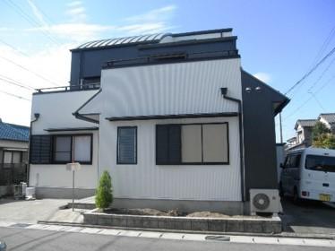 外観事例:外壁塗装工事(愛知県愛西市 K様邸 外壁塗装工事)