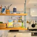 『JIBES』 ― 変えないリノベーションの写真 キッチン