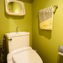 『JIBES』 ― 変えないリノベーションの写真 トイレ
